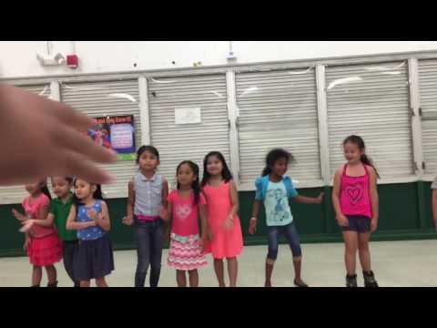 kindergarten nae nae dance at finegayan elementary school
