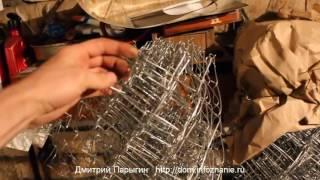 видео Деревянная калитка собственными силами