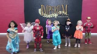 Le programme préscolaire du Studio de danse Imperium présente: Monster Mash!