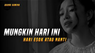 ANNETH - MUNGKIN HARI INI HARI ESOK ATAU NANTI🎶❤️ (LIRYK DAN OFFICIAL MUSIC VIDEO)