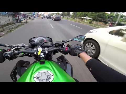 Berantem Dijalan! Part 1 #2 Akbar Rafs Motovlog
