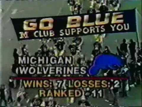 1980: Michigan 26 Purdue 0