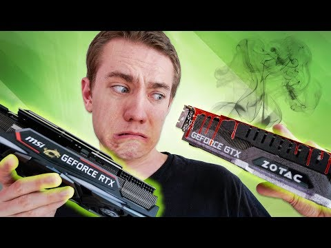 Nvidia Nerfing 10-Series With New Drivers?