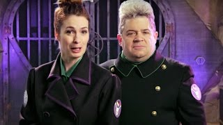 mystery science theater 3000 official trailer hd patton oswalt comedy series