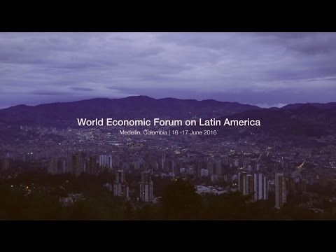 World Economic Forum on Latin America 2016 (English subtitles)