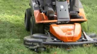 Best Buy Mowers presents...Husqvarna's 400 Series Ride-on Lawn Mowers