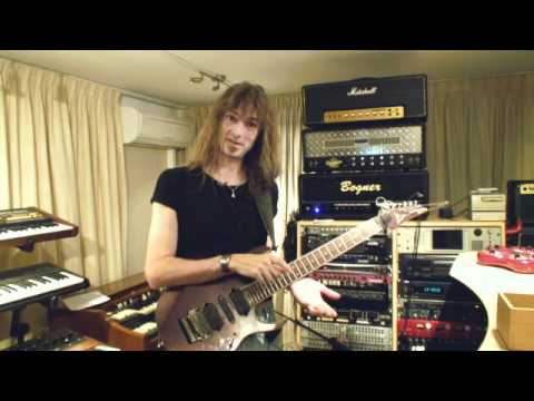 Arjen Lucassen Star One guitar sound
