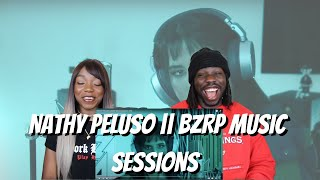 NATHY PELUSO || BZRP Music Sessions #36 - UK REACTION VIDEO!!