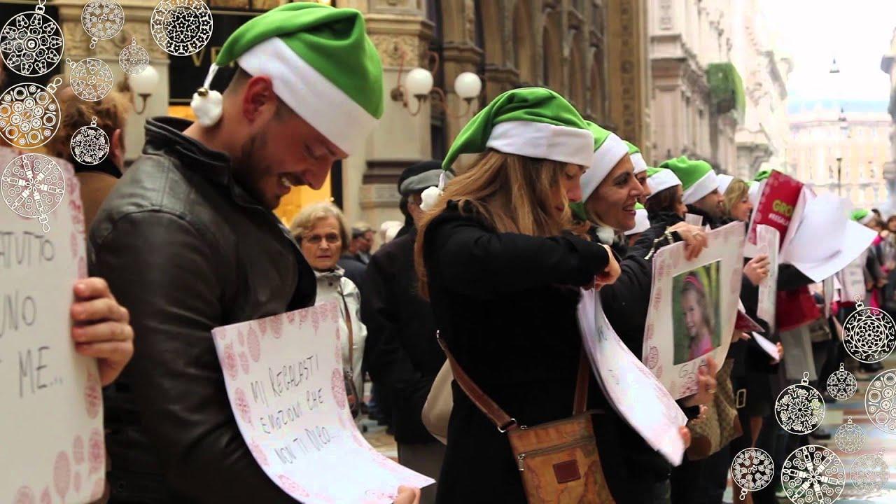 Regali Di Natale Groupon.Groupon Flash Mob Di Natale Regalasorprese