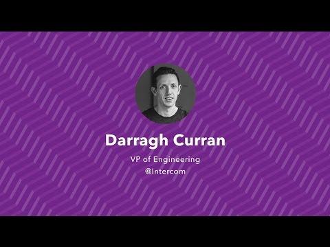 Shift 2016: Growing an Engineering Team - Darragh Curran