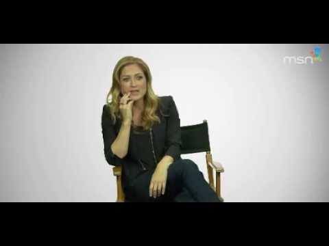 Sasha Alexander on LNOTV