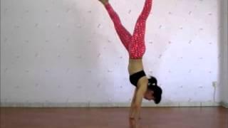 My Yoga Flow Practice, 9 September 2013