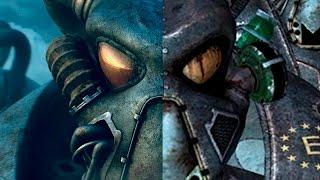 Старые Fallout против новых