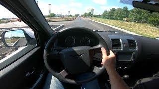 2016 УАЗ Patriot Diesel POV Test Drive