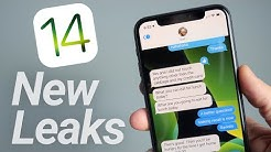 More iOS 14 Leaks & Rumors! Instant Apps, Messages Wallpapers & More!