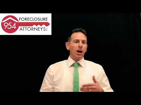 Motion to Dismiss Foreclosure Florida | 954 Foreclosure Attorneys | 954.237.7740