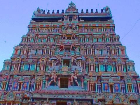 Chidambaram Shiva temple  Cuddalore Chennai Tamil Nadu