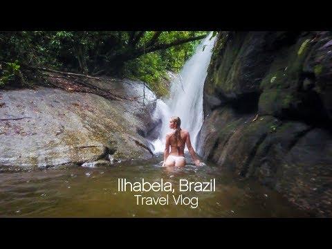 Ilhabela Travel Vlog, Brazil