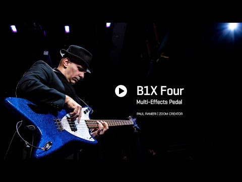 Paul Raneri - B1X FOUR Overview