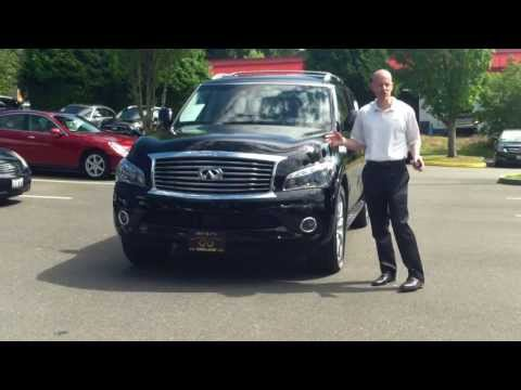 Why the 2011 Infiniti QX56 Technology Package was worth $80,000 new