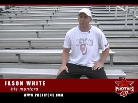 Jason White shares with ProTips4U how his mentors influenced him