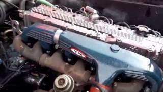 Moteur VM 6 cylindres turbo-diesel