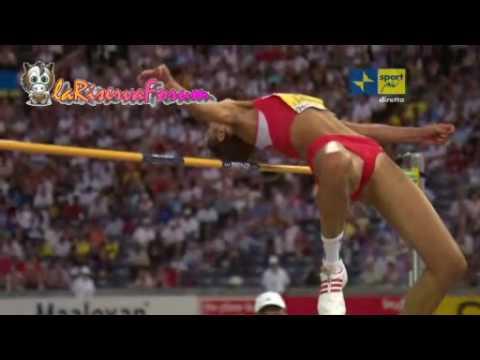 Mondiali Atletica Berlino 2009: Finale salto in alto Donne - 1/3 - 20 agosto