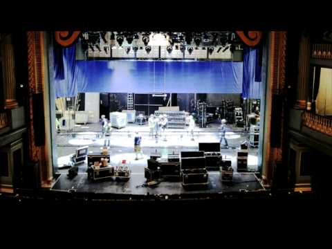 9to5 The Musical Get-in at Manchester Opera House Time-lapse