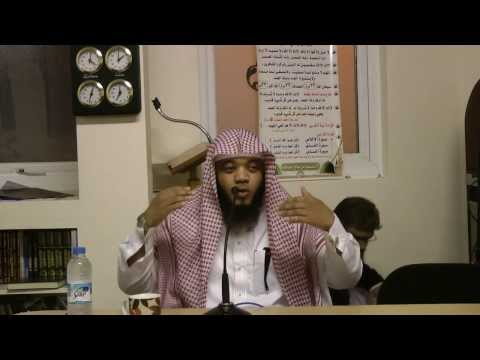 From darkness to light - Br Bashir 'B Dubble' at Masjid Umar R.A.