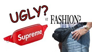 Sling Bag : Ugly or Fashion? Ep 3 || Men's Fashion 2019 Trends || Gent's Lounge