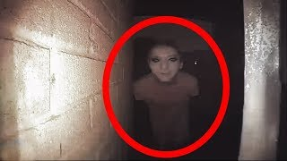 Top 10 Most Scary & Creepy Things Encounter Caught On Camera In Cave & Tunnel