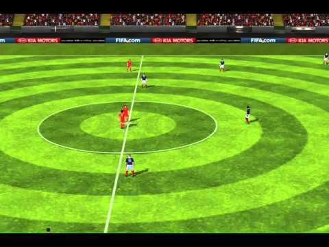 FIFA 14 iPhone/iPad - Suisse vs. France