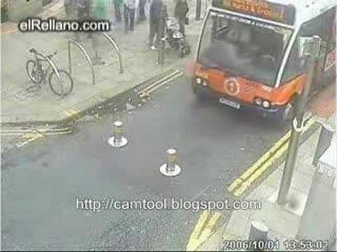 Careful when u drive bus lane