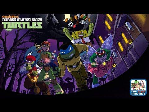 Teenage Mutant Ninja Turtles: Trick or Treat Tussle - Save Halloween (Nickelodeon Games)