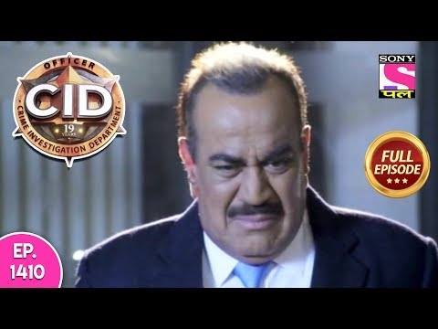 CID - Full Episode 1410 - 17th March, 2019 thumbnail