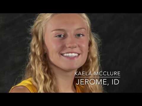 Kaela McClure--College of Southern Idaho 17-18 Highlight