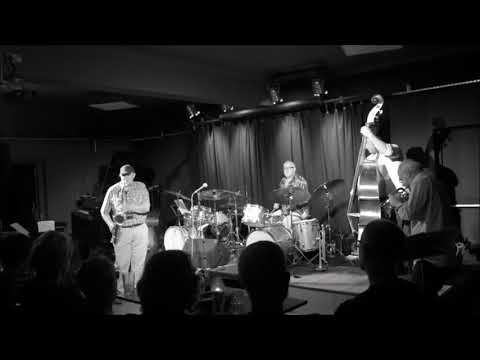 Paul Dunmall Quartet - at the Keith Tippett Benefit gig, excerpt 3