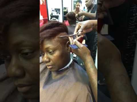 Total Transformation: Color & Relaxer in the same day Part II