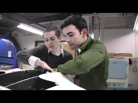 CU AEROSPACE ENGINEERS WIN AWARD