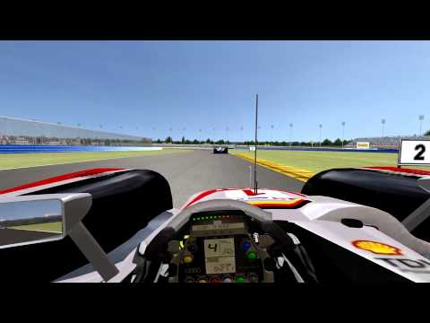 GTR 2 [HD] Daytona International Speedway (Road Course) Audi R10 TDI onboard