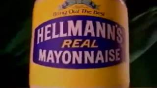 Hellmanns Commercial 1990