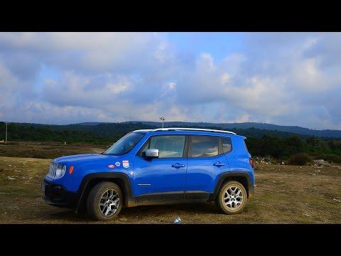Jeep Renegade 2WD 4x2 Şile - Ağva - Kefken - Kandıra (ShorTour - III)