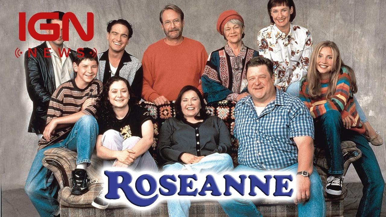 Roseanne Revival Set for ABC - IGN News - YouTube