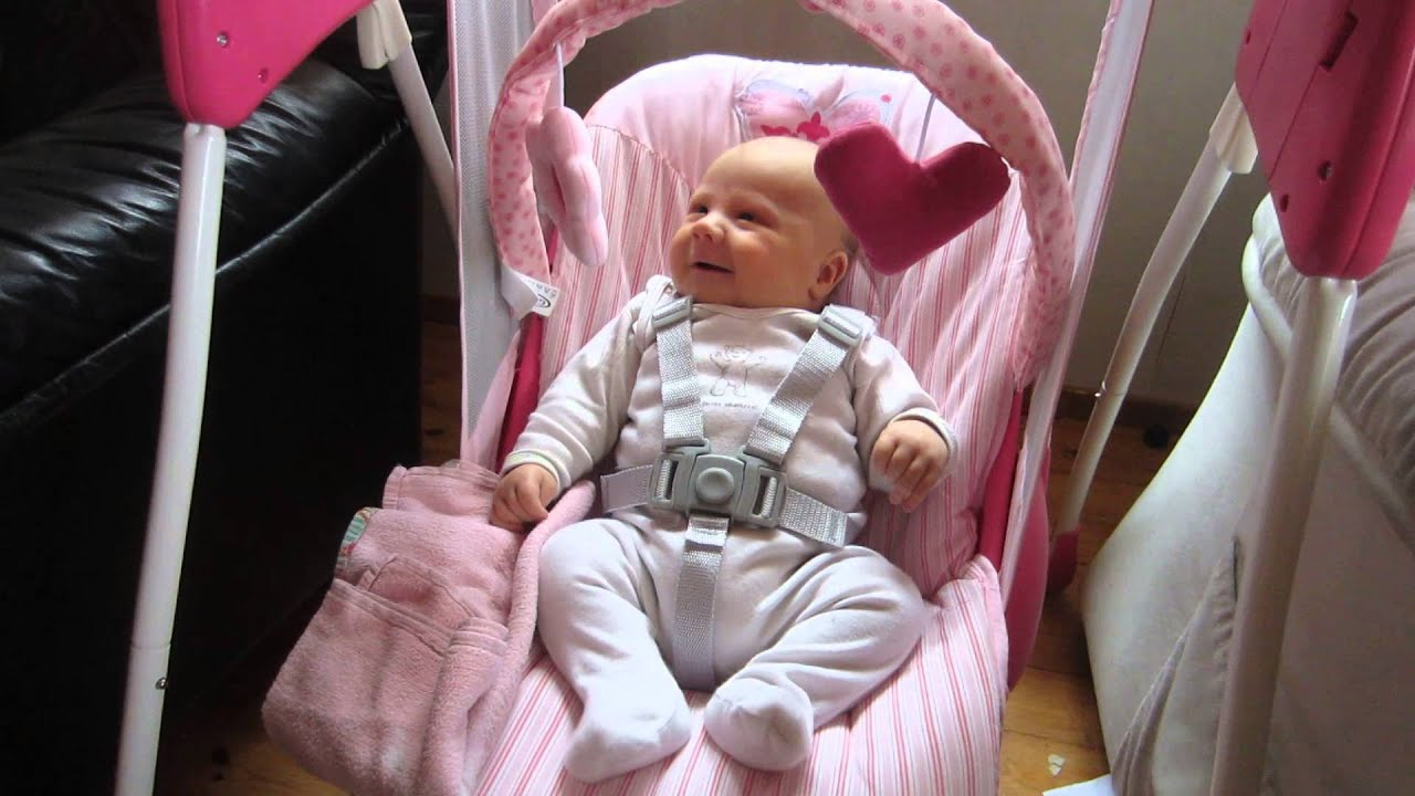 Graco baby delight anti-colic swing - YouTube 179159b241
