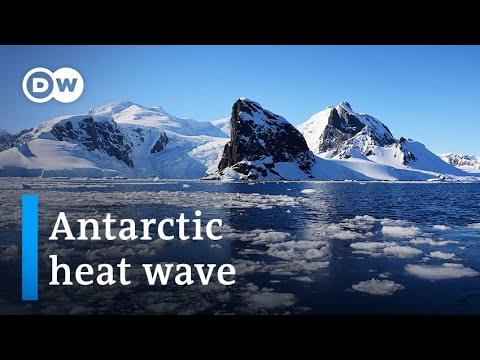 Antarctica Breaks 20-degree-Celsius Barrier | DW News