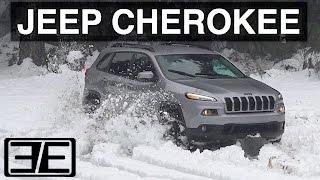 2016 Jeep Cherokee 4X4 - Deep Snow & Off-Road Review(2016 Jeep Cherokee - Deep Snow & Off-Road Review. The 2016 Jeep Cherokee Latitude 4X4 with Jeep Active Drive II features a 3.2L V6 engine and a 9 ..., 2016-03-27T14:00:01.000Z)
