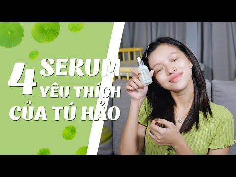 Top 4 Serum Yêu Thích Của Tú Hảo | Tu Hao Skincare | TU HAO OFFICIAL