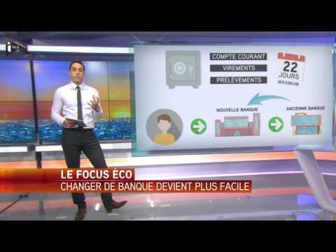 Le Focus éco : changer de banque devient plus facile