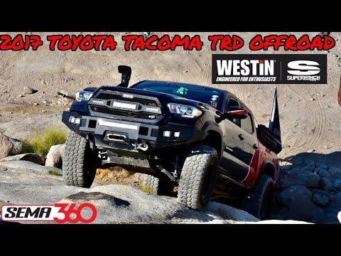 Westin /Superwinch Tacoma Build