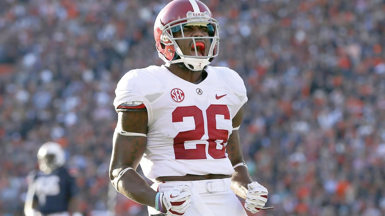 "Landon Collins NCAA Highlights ""The Playmaker"" HD"